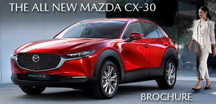 It's Here ... THE ALL NEW MAZDA CX-30