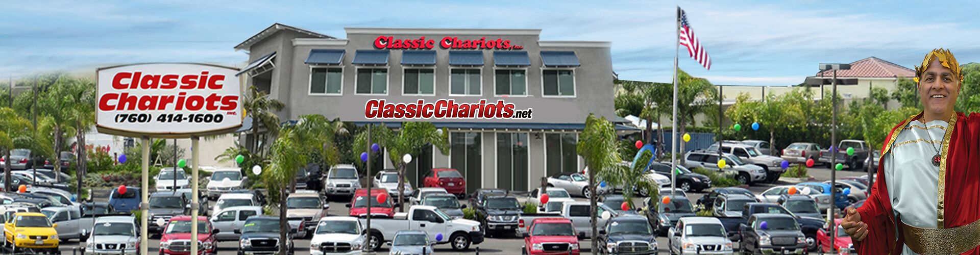 Welcome to Classic Chariots