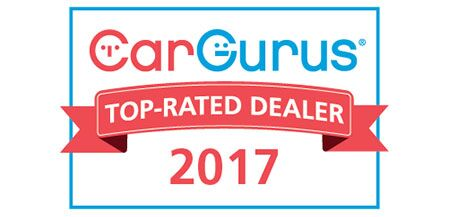Car Gurus 2017 Top-Rated Dealer