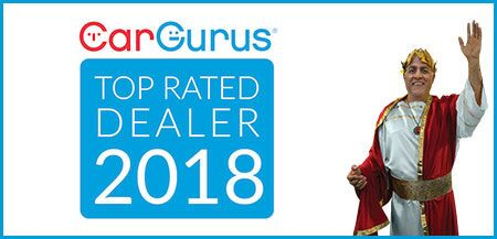 Car Gurus 2018 Top-Rated Dealer