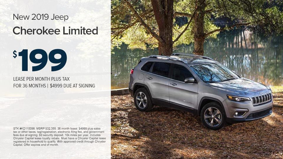 2019 Cherokee Limited