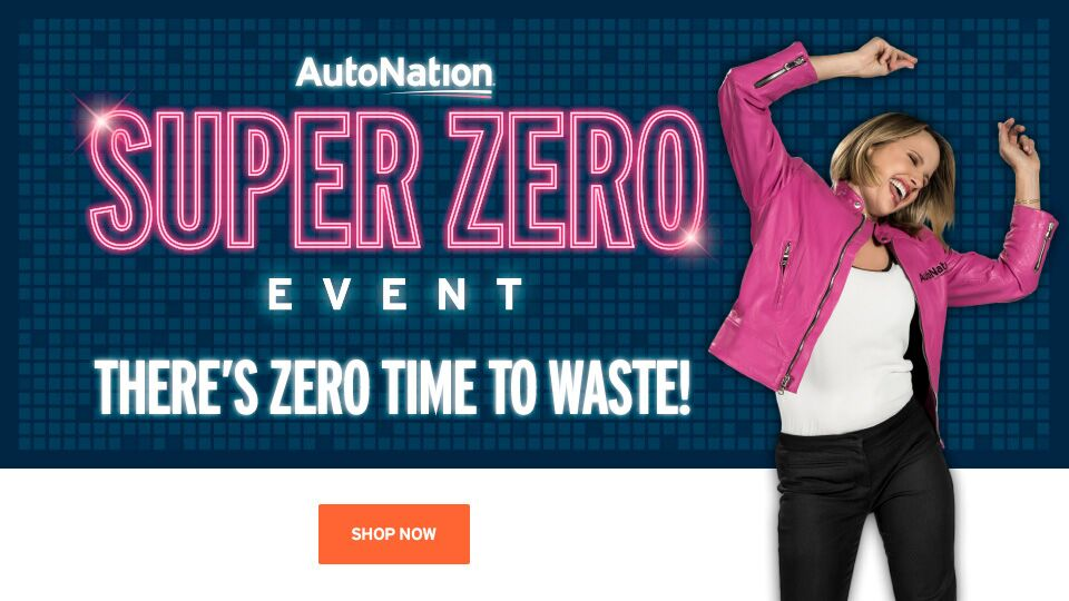 Super Zero Event at AutoNation Chrysler Dodge Jeep Ram Mobile