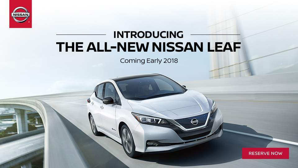 2018 Nissan Leaf Evergreen