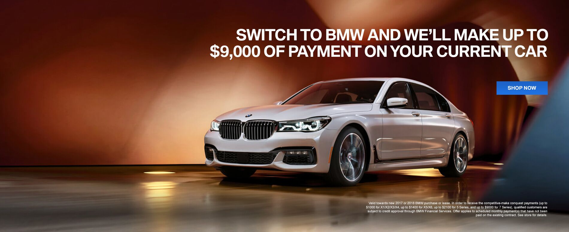 Switch to BMW