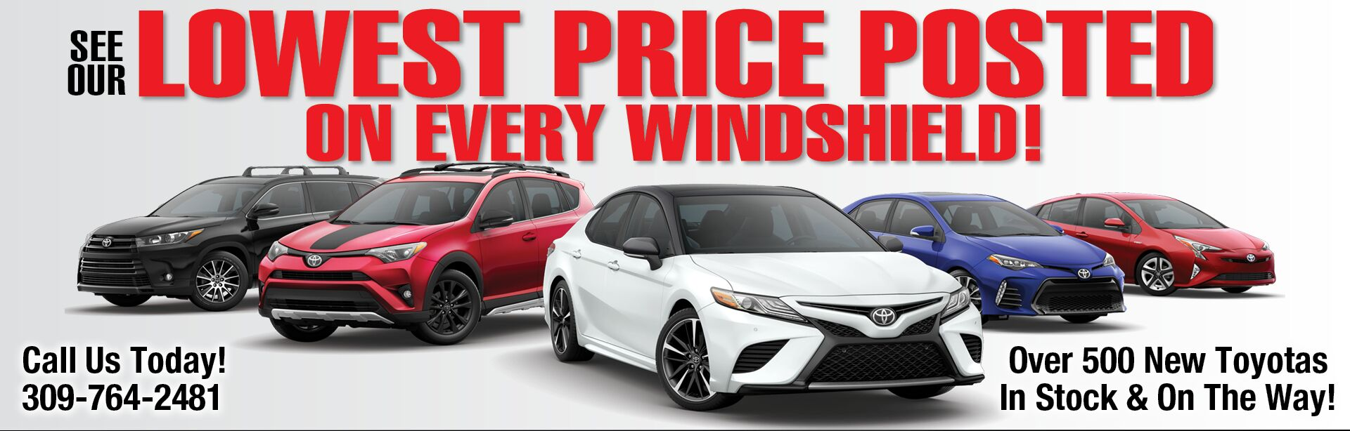 Lowest Price on Windshield