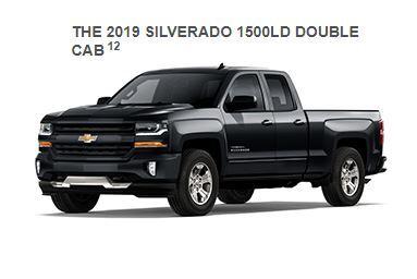 2019 Silverado 1500