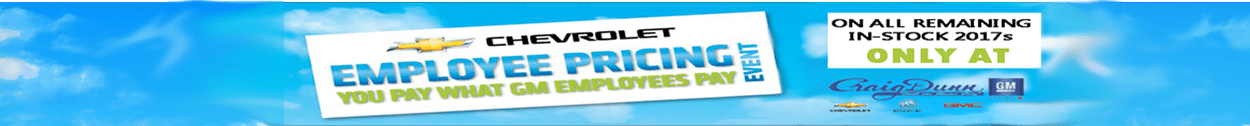 nov 17 employee pricing