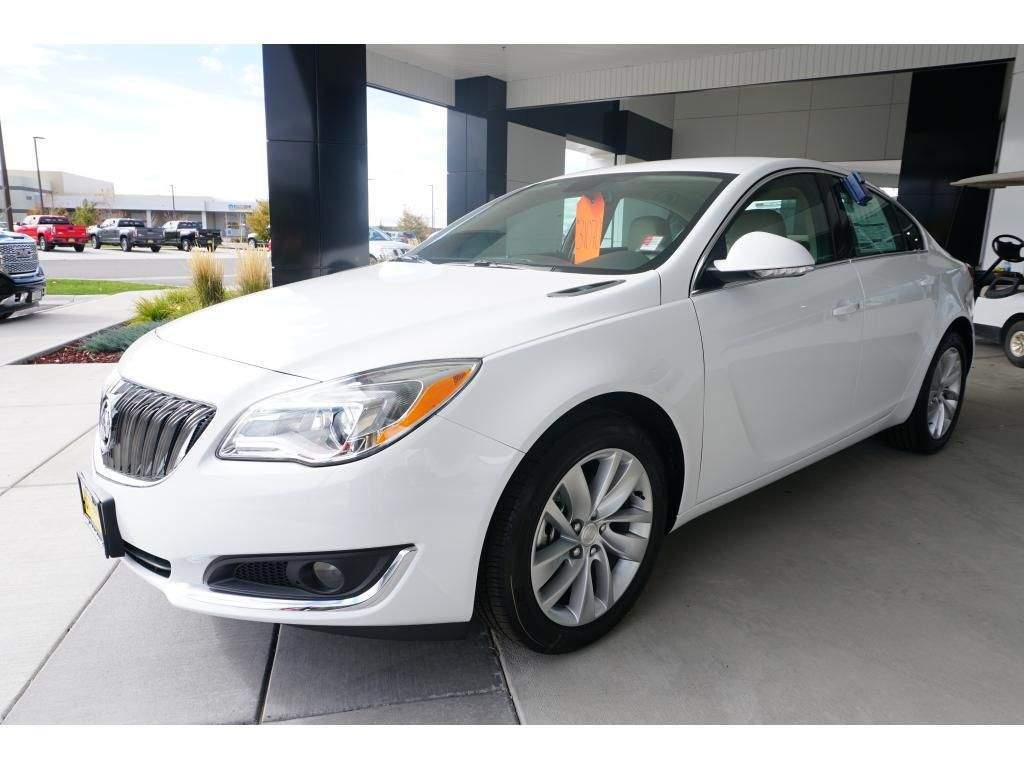 2017 Buick Regal Leather