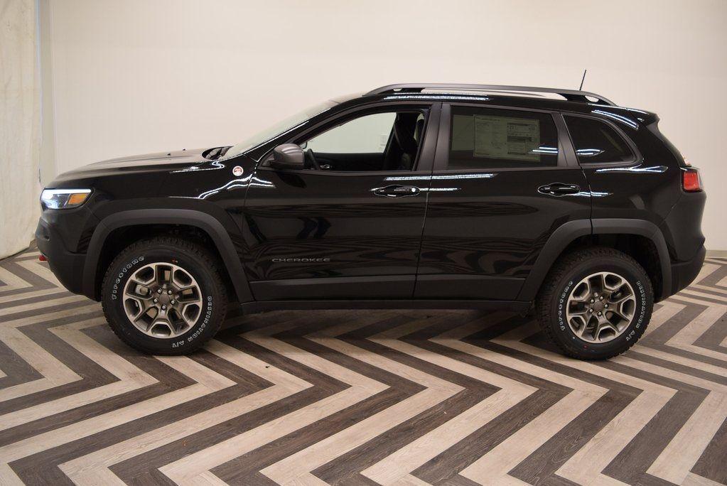 2020 Jeep Cherokee Trailhawk