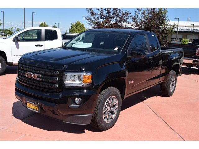2018 GMC Canyon All Terrain