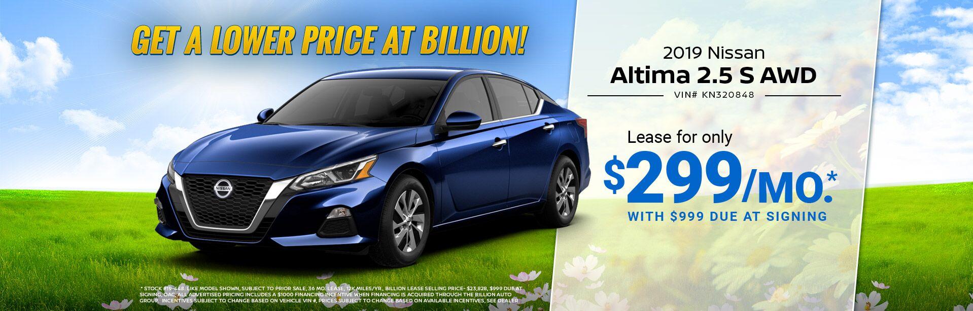 Bozeman Car Dealerships >> Nissan Dealership Bozeman Mt Used Cars Jc Billion Nissan