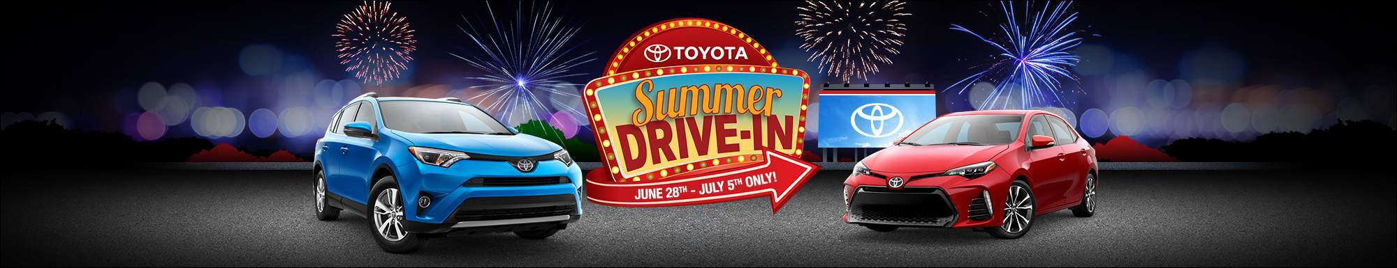 Summer Time Sales Event