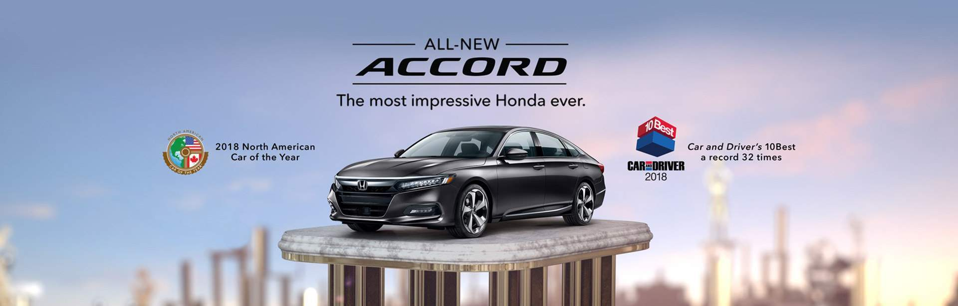 18 Accord Car of the Year