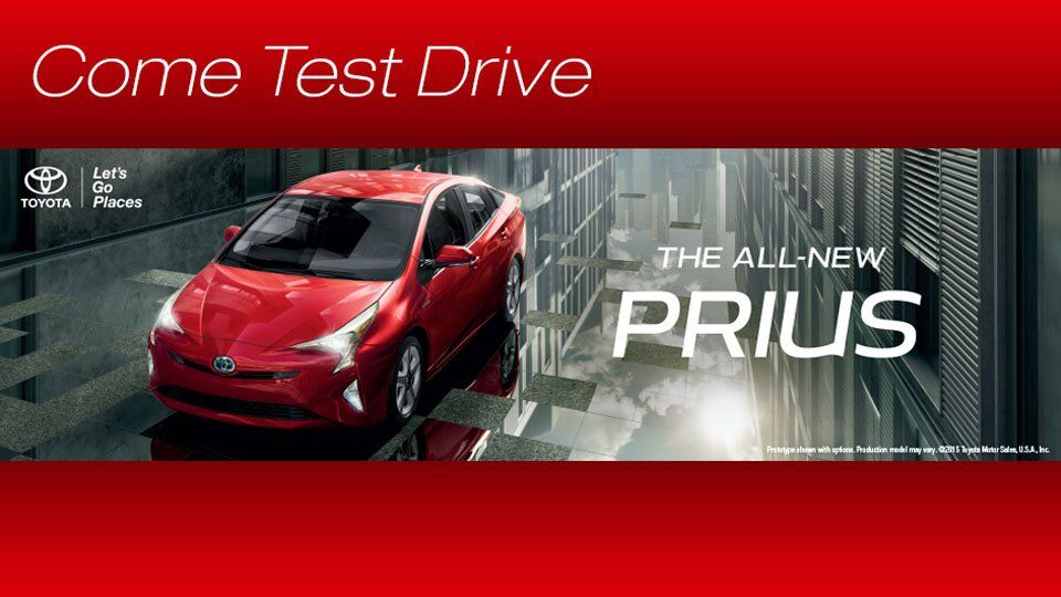All New 2016 Prius