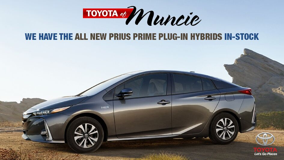 All New Prius Prime