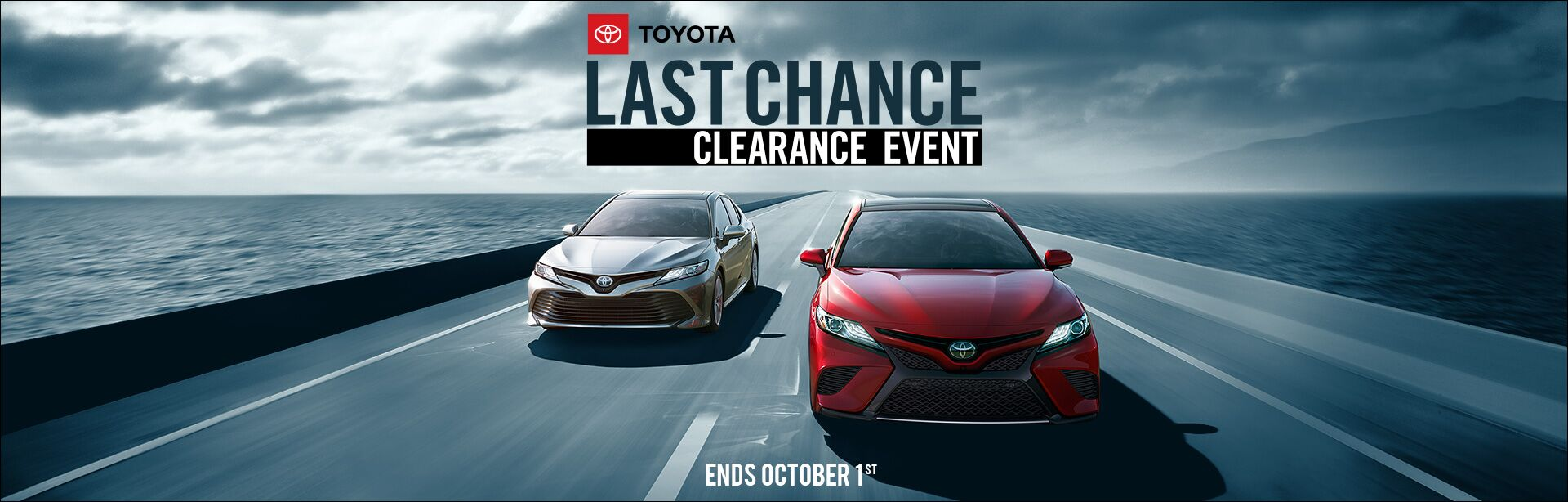 Last Chance Cash Back Sept 2018