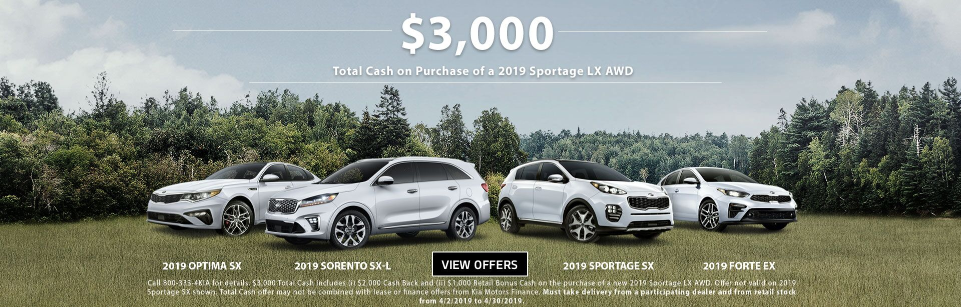 Spring Offers at Kia of Muncie
