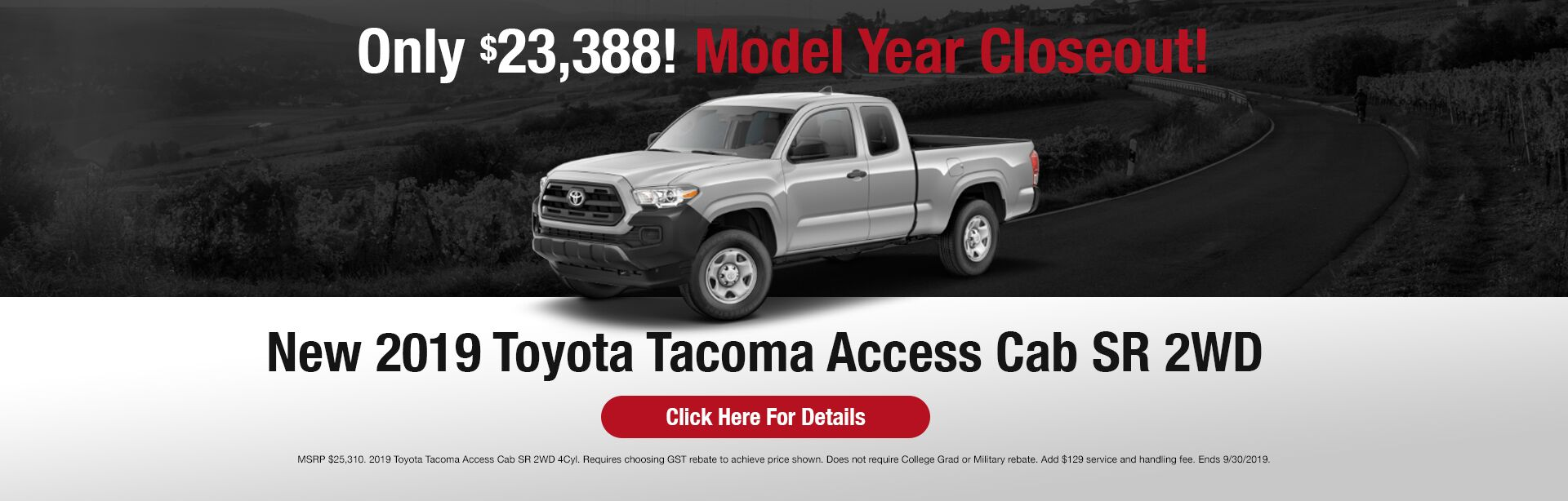 Used Car Dealerships In Fort Smith Ar >> Cdn Ds Com Media 709 Jpauleytoyota 190909 19 Tacom
