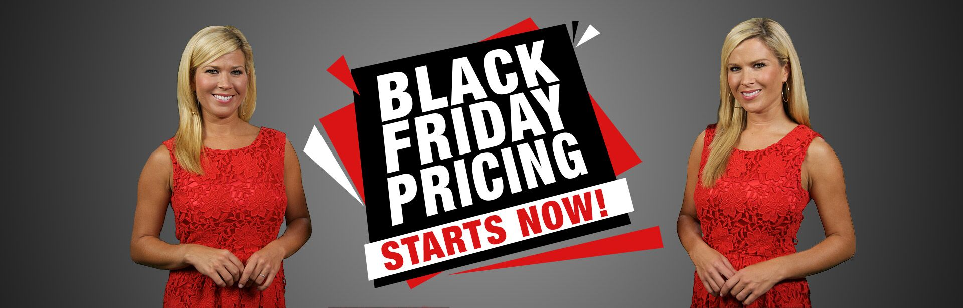 Black Friday Pricing