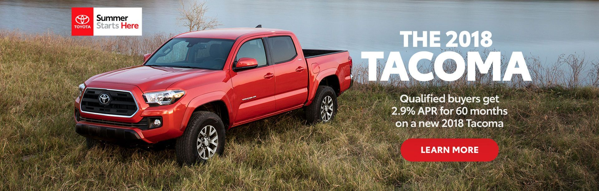 Summer Starts Here GST Tacoma