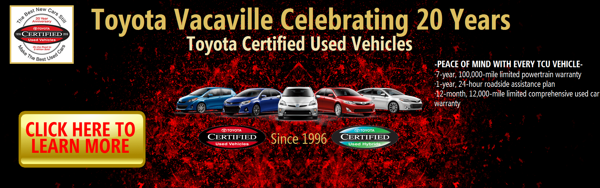 Toyota dealership vacaville ca used cars toyota vacaville toyota certified used vehicles in vacaville ca solutioingenieria Image collections