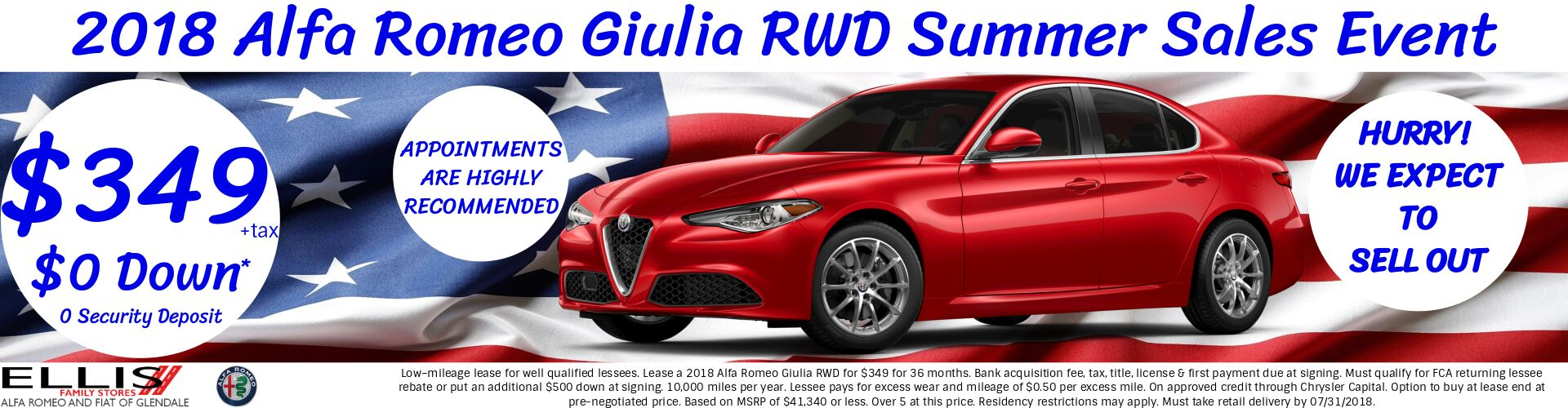 July Giulia Base