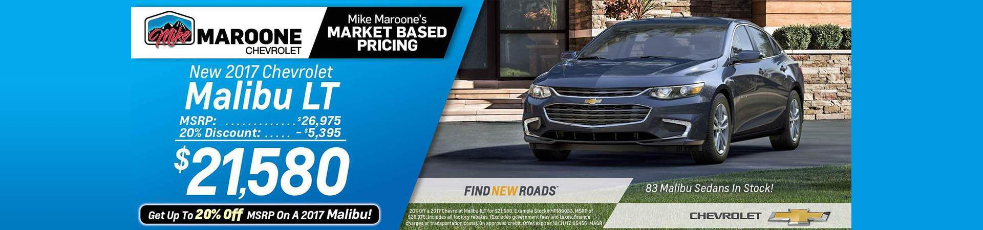 2017 Chevy Malibu Colorado Springs