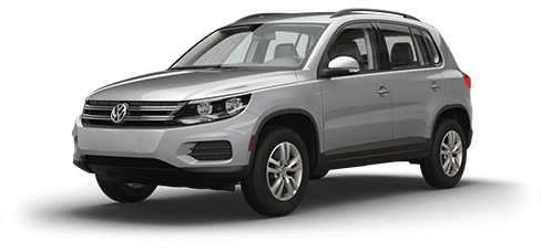 2018 Volkswagen Tiguan Limited 2.0T 4dr SUV