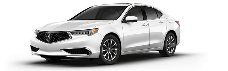 2018 TLX 2.4 8-DCT P-AWS