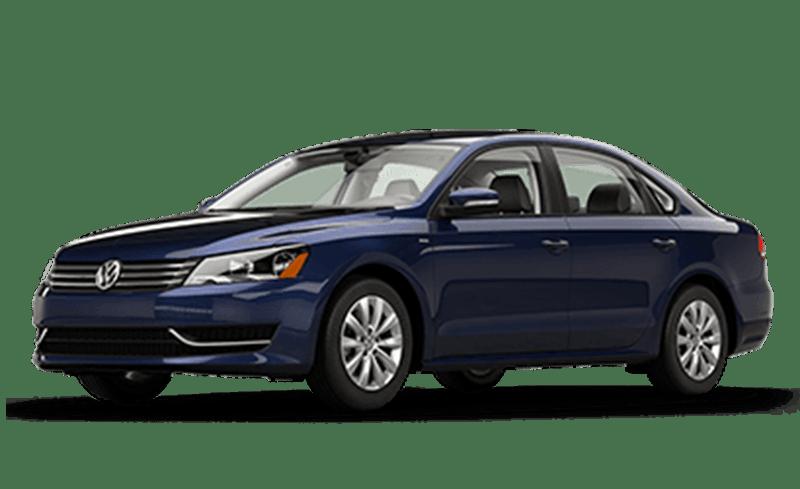 2018 Volkswagen Passat 2.0T S 4dr Sedan