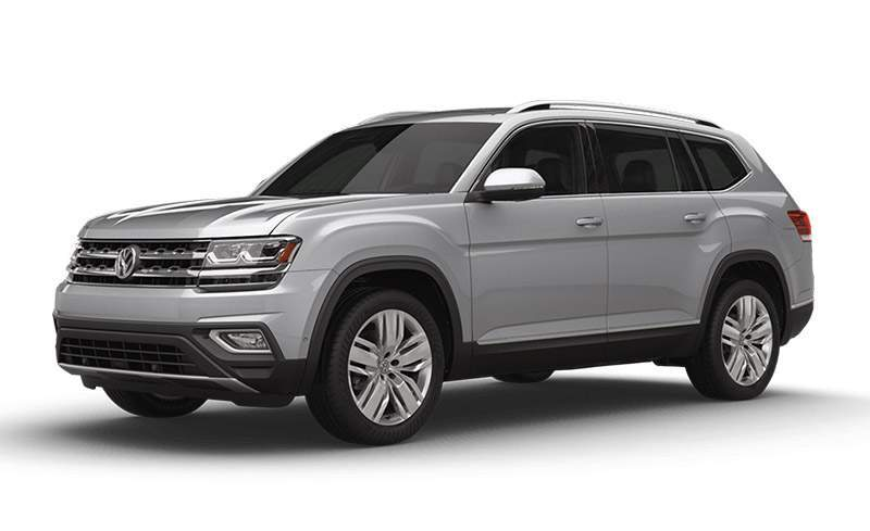 2018 Atlas AWD V6 SE 4Motion 4dr SUV