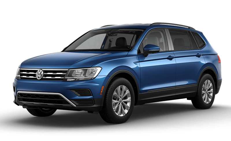 2019 Tiguan AWD 2.0T S 4Motion 4dr SUV