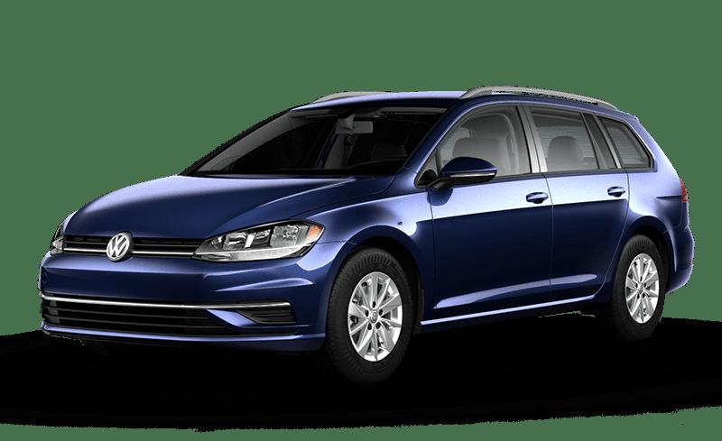 2019 Golf SportWagen TSI S 4dr Wagon 6A
