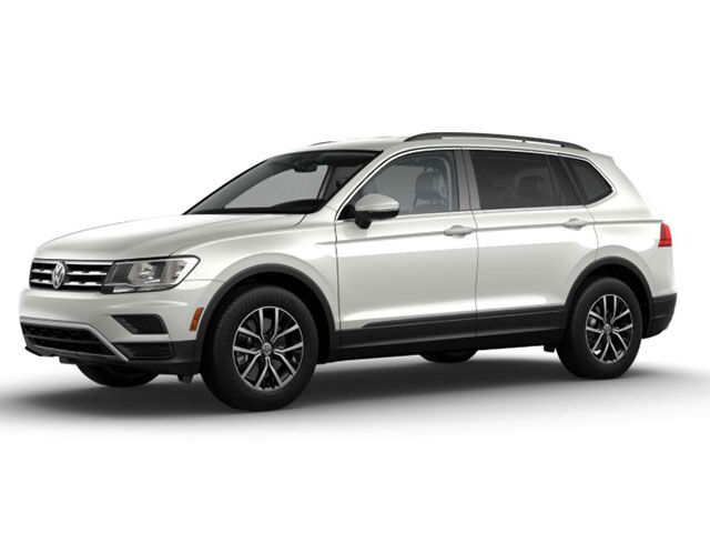 2019 Volkswagen Tiguan AWD 2.0T SE 4Motion 4dr SUV