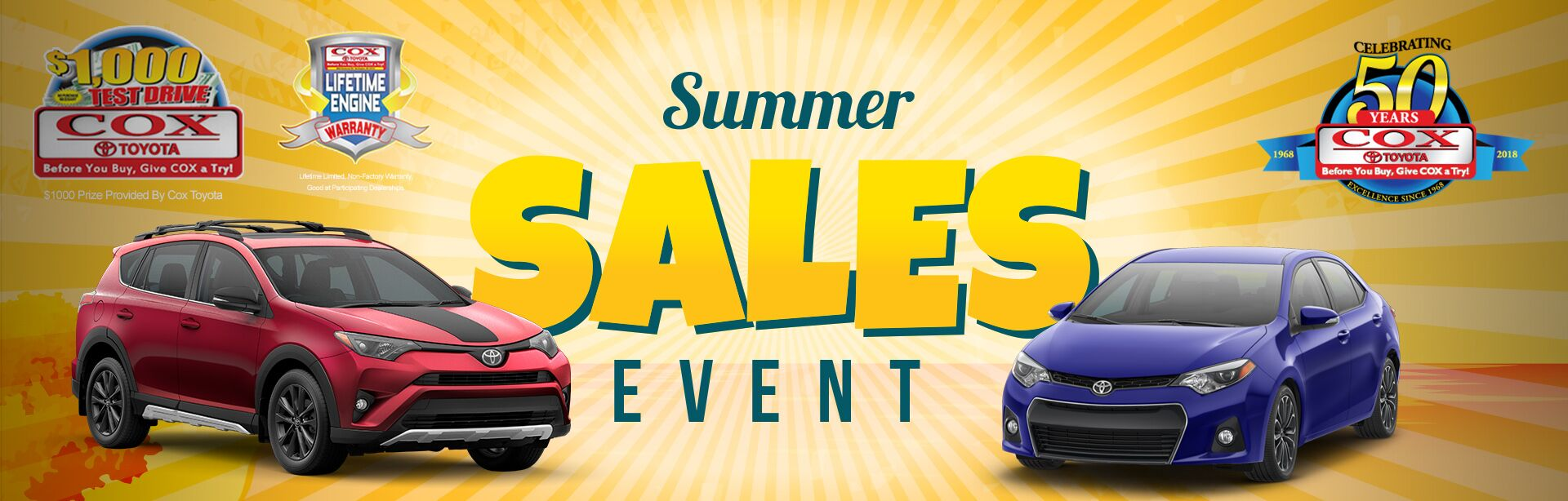 Summer Sales Event 2