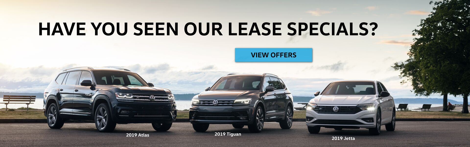 October Lease Specials at VW of Rochester