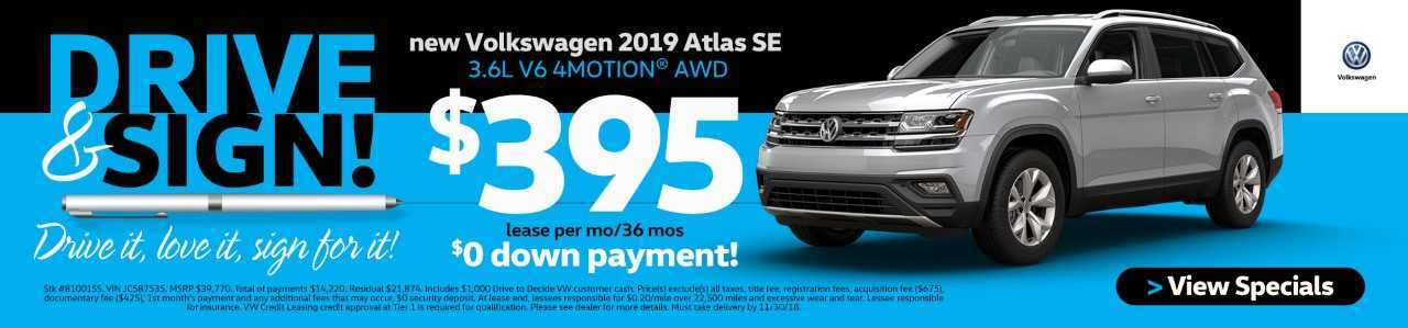 Atlas DRIVE AND SIGN