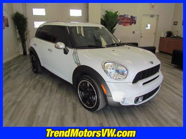 2014 MINI Cooper S Countryman Base