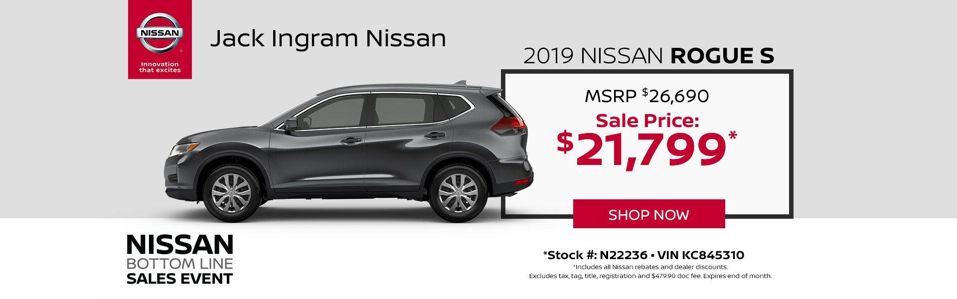 Jack Ingram Value Lot >> Nissan Dealership Montgomery Al New Cars Used Cars Jack Ingram Nissan