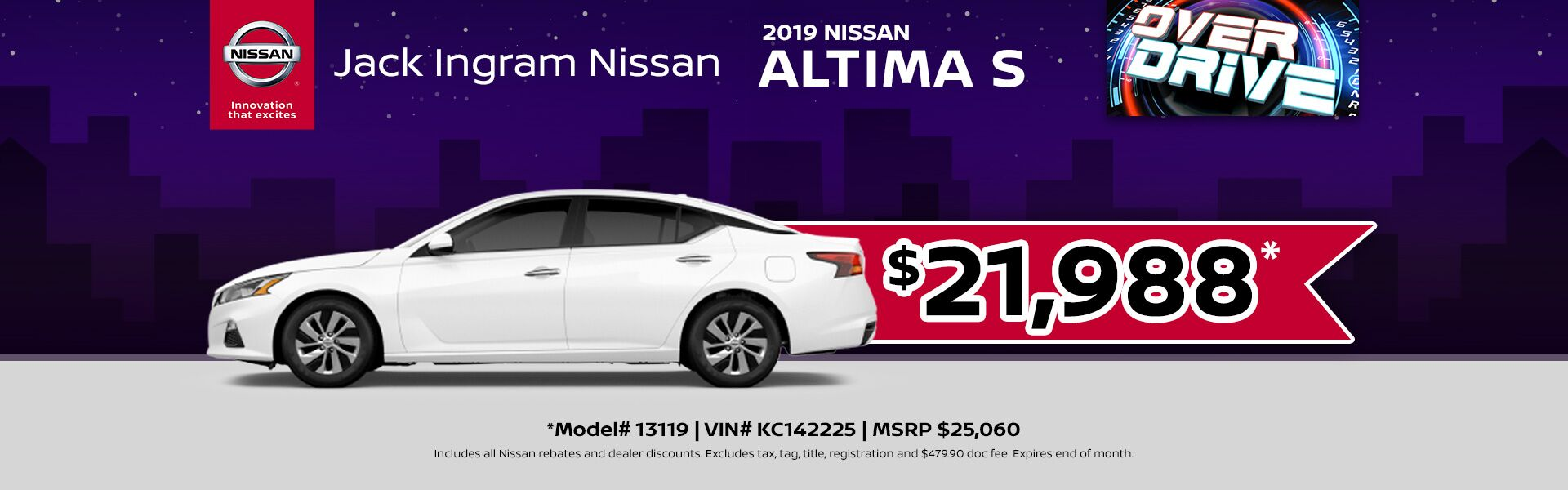 Nissan Jan Altima