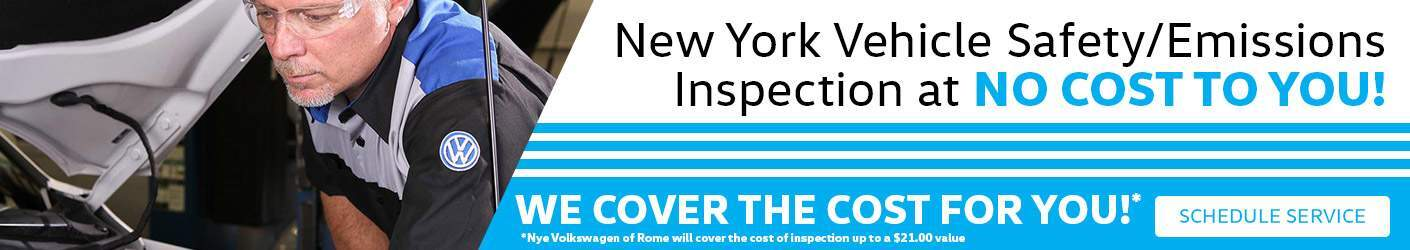 NY Vehicle Safety Inspection