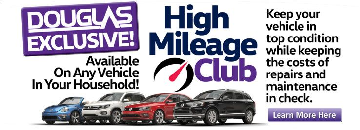 Douglas VW High Mileage Club