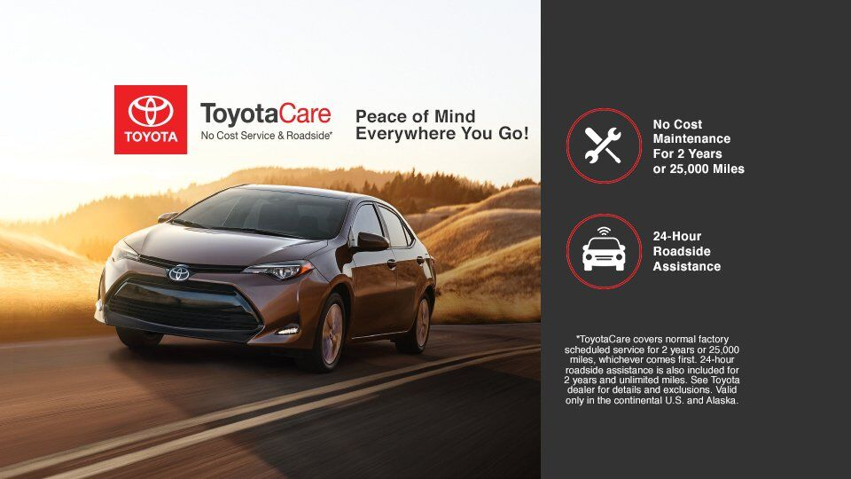 ToyotaCare - New