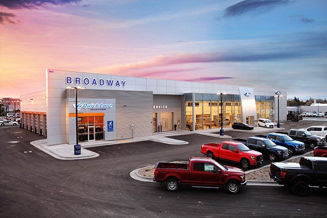 All New Broadway Ford