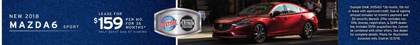 Mazda6 Sport -