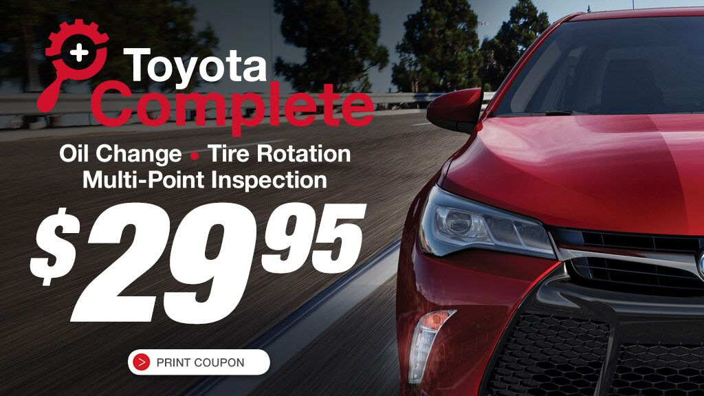 Toyota Complete Service