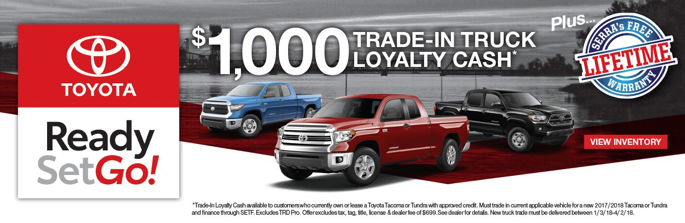 Used Cars Decatur Al >> Toyota Dealership Decatur AL | Used Cars Serra Toyota of Decatur