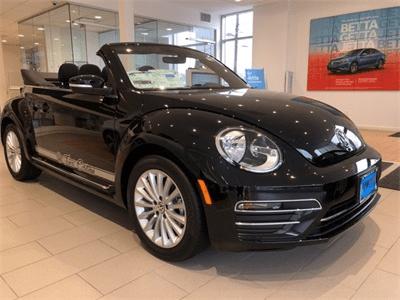 2019 Volkswagen Beetle Convertible Final Edition SE
