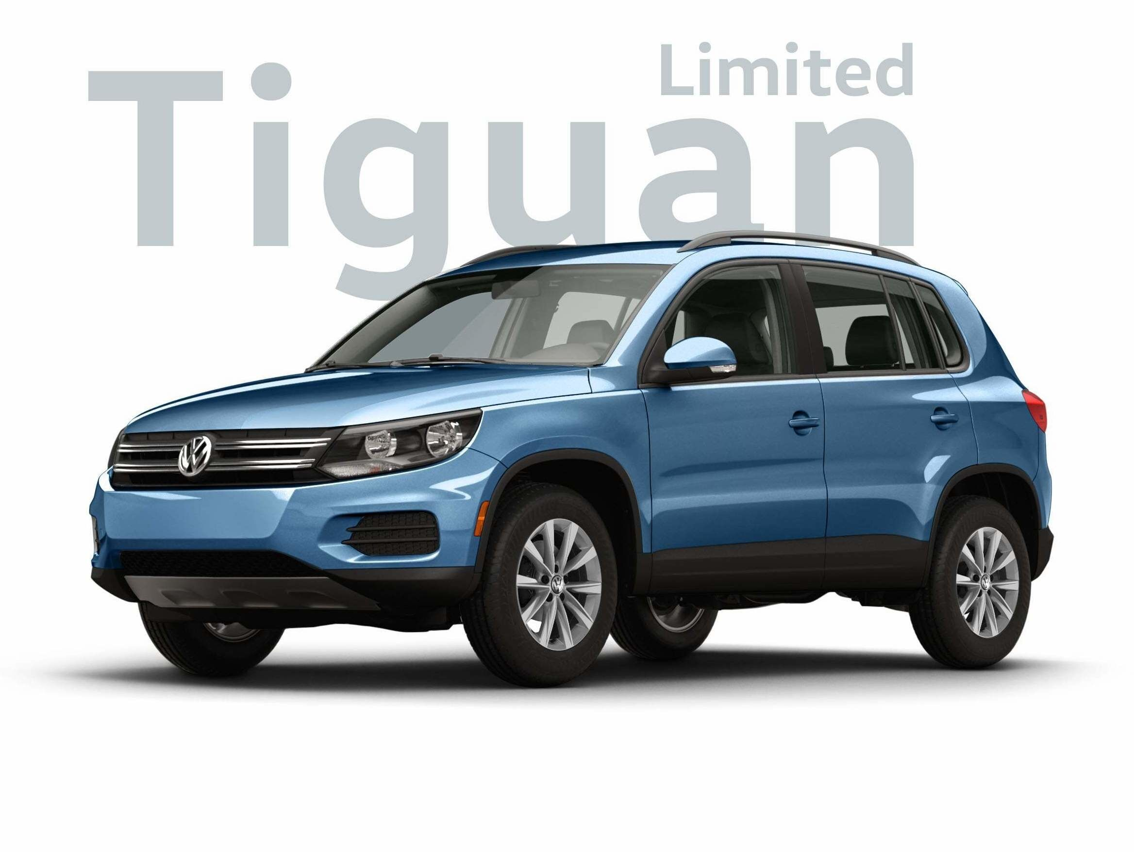 2017 Tiguan Limited 2.0T 4Motion