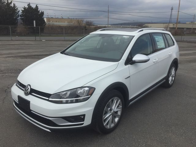 2019 Volkswagen Golf Alltrack TSI SE 4Motion